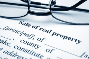 Sale of Real Property - Chicago Real Estate Attorney