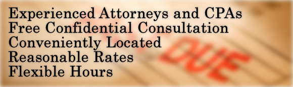 Chicagoland Bankruptcy and Tax Attorneys